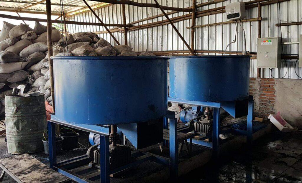 Indojo Briket Pioneer Processing Machice