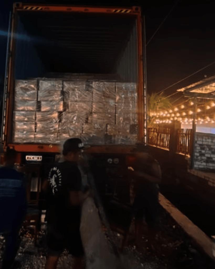 Shipping 1 Indojo Briket Pioneer