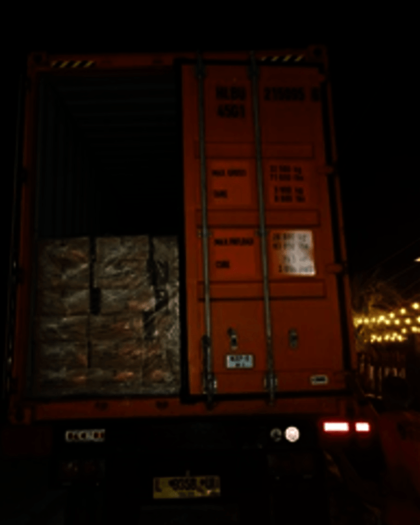 Shipping 2 Indojo Briket Pioneer